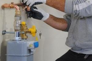 Замена газового счетчика : в частном доме, в квартире