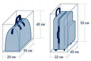 Ручная кладь в самолет: размеры и вес , что можно и нельзя брать