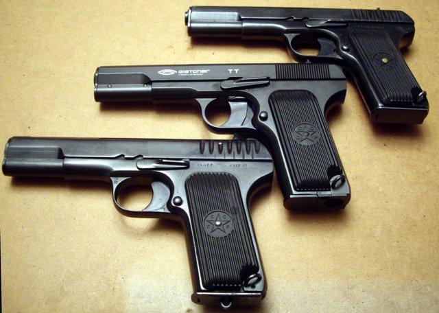 Гражданское оружие самообороны не требующее лицензии
