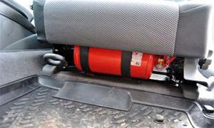 Срок годности автомобильного огнетушителя : как определить?