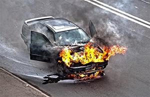 Срок годности автомобильного огнетушителя: порошкового и углекислотного