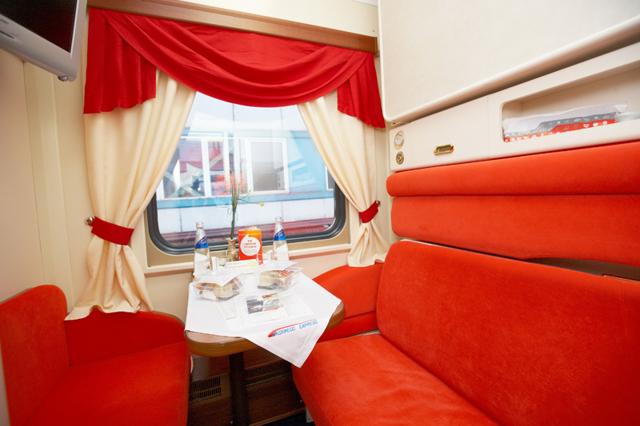 Что такое СВ вагон в поезде РЖД? Что входит в него ?